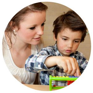 Premium Level Membership, early childhood educator teaching child
