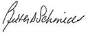 Ruth Schmidt signature