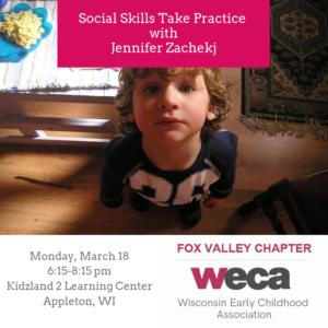 Social Skills Take Practice Training