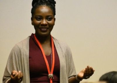 WECA Conference Presenter 1