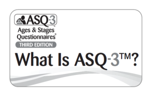 Ages and States Questionnaire Logo