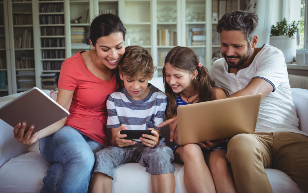 3 Essential Steps to Helping Your Family Become Sensible Digital Users