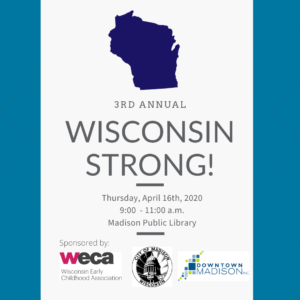 3rd Annual Wisconsin Strong!