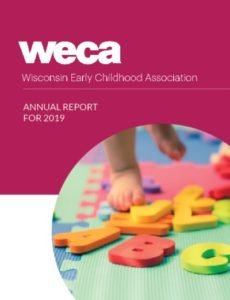 2018 WECA Annual Report Cover