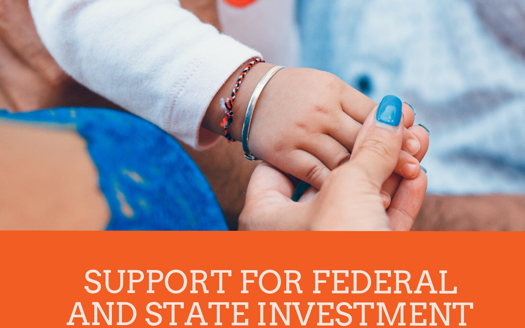 Support for Federal and State Investment in ECE is Mounting