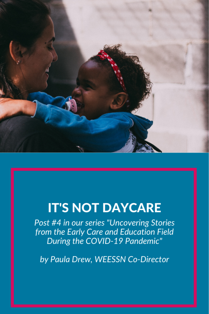 It's Not Daycare