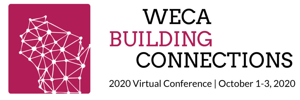 2020 WECA Conference Building Connections