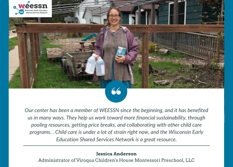Bucking the Child Care Closure Trend: WEESSN Expansion Helps Wisconsin Child Care Programs