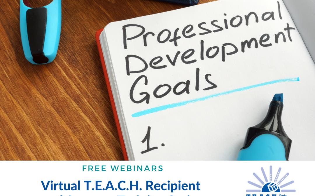 Achieving Your Professional Development Goals