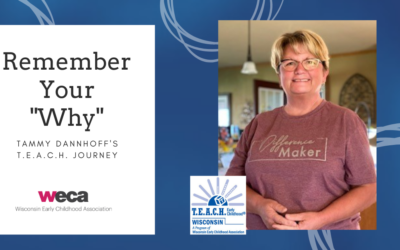 """Remember Your """"Why"""" Tammy Dannhoff's T.E.A.C.H. Journey"""