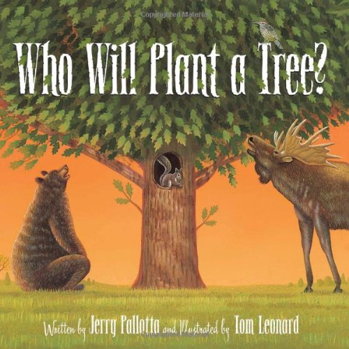 Book Cover: Who Will Plant a Tree